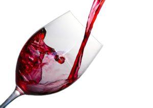 ワイン,嚥下