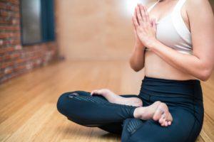 瞑想とヨガ